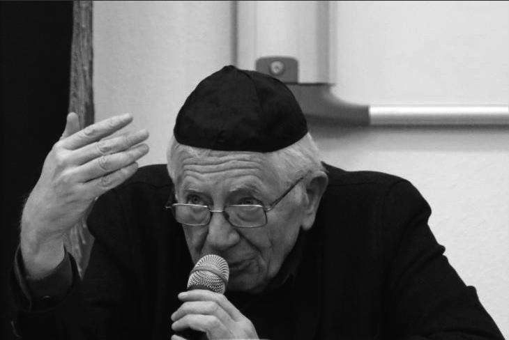 """Ferenc Erős z""""l (1946-2020)"""