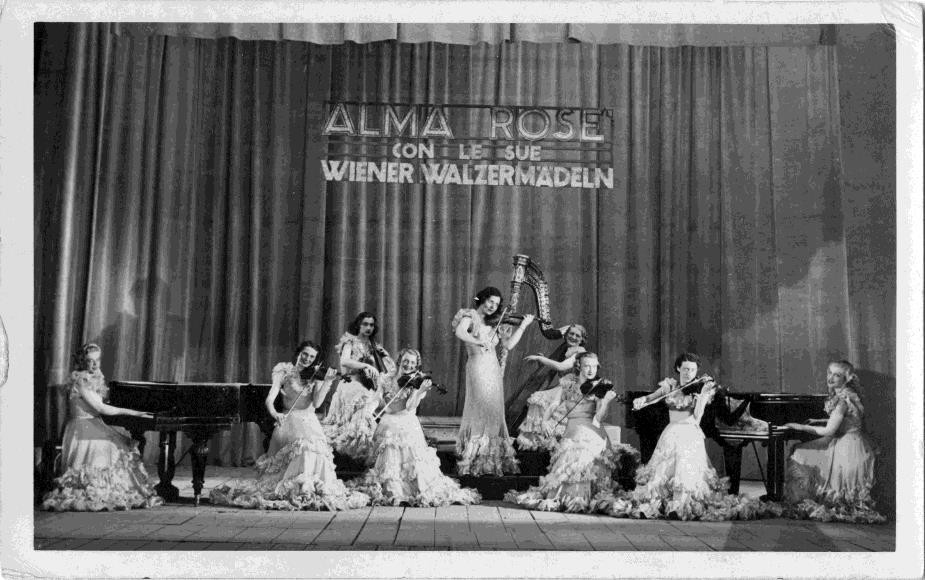 Heller Mária: Női zenekar Auschwitzban